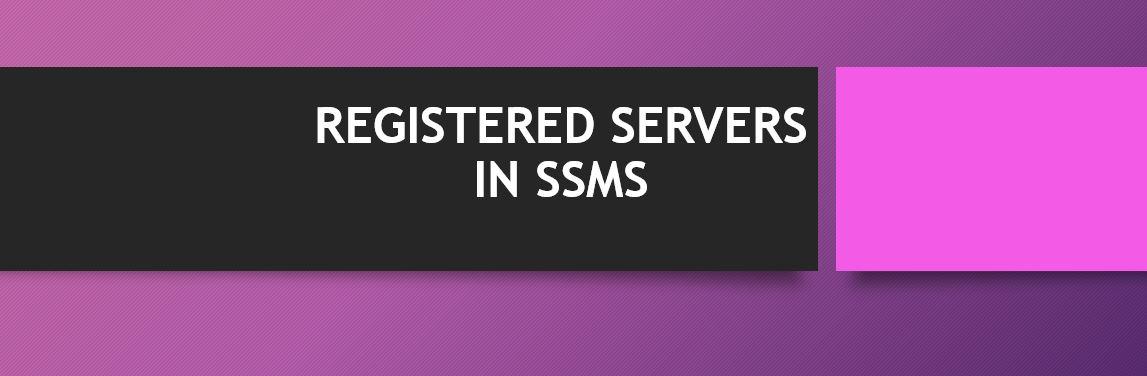 registeredservers