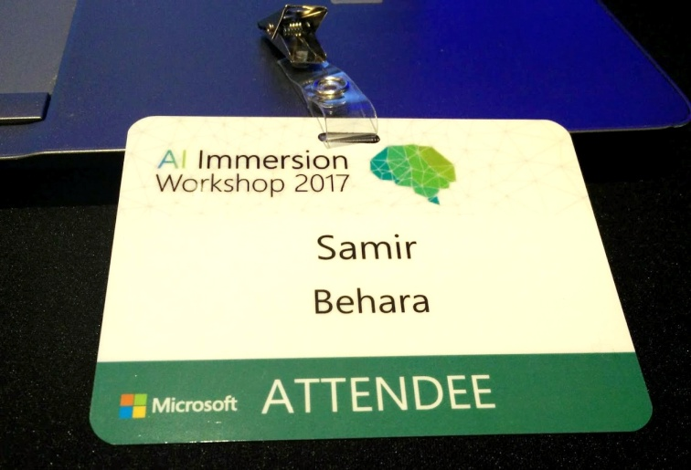 Attendee Badge