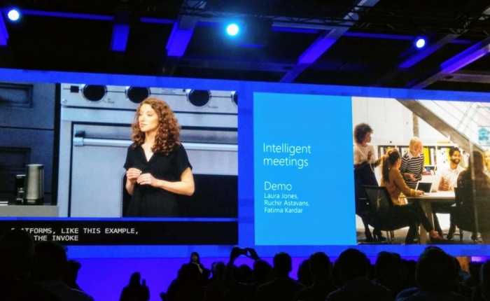 Intelligent Meetings and Cortana