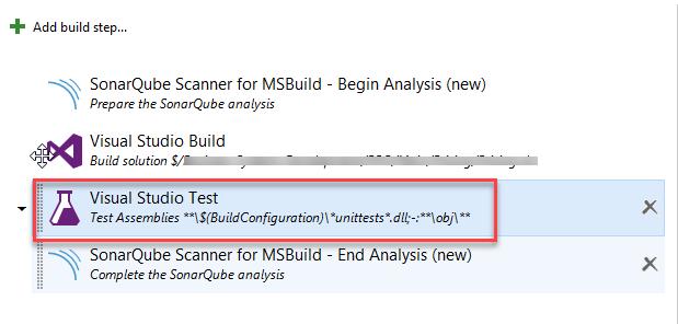 Visual Studio Test Task