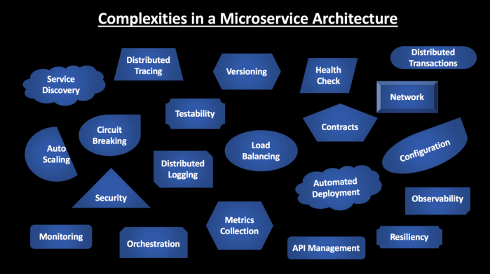 Microservice Complexity