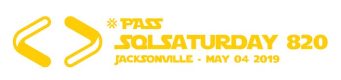 SQL Sat Jacksonville Event