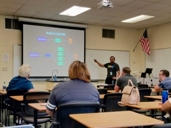 Samir Behara SQL Saturday Pensacola 3