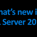 SQL Server 2019 Presentation